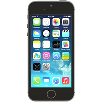 Apple iPhone 5s (16GB Space Grey Pre-Owned Grade C) at £99.00 on No contract.