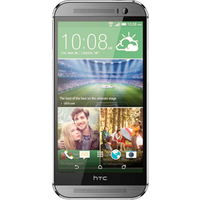 HTC One M8 (16GB Metal Grey Refurbished Grade A)