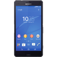Sony Xperia Z3 Compact (16GB Black Pre-Owned Grade C) at £50.00 on goodybag 3GB with 500 mins; UNLIMITED texts; 3000MB of 4G dat