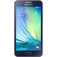 Samsung Galaxy A3 (Black Refurbished Grade A)