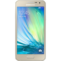 Samsung Galaxy A3 (Gold Refurbished Grade A)