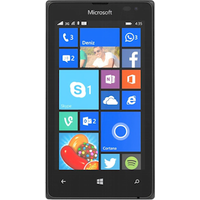 Microsoft Lumia 435 (Black Refurbished Grade A)