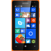 Microsoft Lumia 435 (Orange)