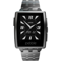 Pebble Steel (Brushed Stainless)