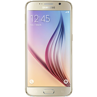 Samsung Galaxy S6 (32GB Gold Platinum Pre-Owned Grade C) at £119.00 on No contract.