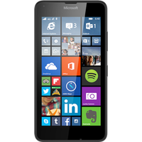 Microsoft Lumia 640 (Black Refurbished)