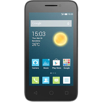 Alcatel Pixi 3 (4) (Black)