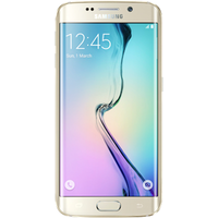 Samsung Galaxy S6 Edge (32GB Gold Platinum Pre-Owned Grade C) at £25.00 on goodybag 9GB with 2000 mins; UNLIMITED texts; 9000MB
