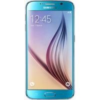 Samsung Galaxy S6 (64GB Blue Topaz)