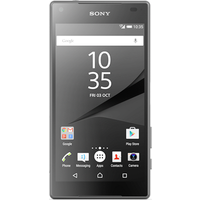 Sony Xperia Z5 Compact (Black Pre-Owned Grade C) at £25.00 on No contract £18.35 a month.