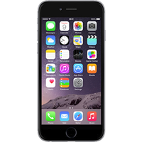 Apple iPhone 6s (128GB Space Grey) at £25.00 on goodybag 4GB with UNLIMITED mins; UNLIMITED texts; 4000MB of 4G data. £59.41 a m
