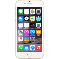 Apple iPhone 6s (64GB Gold Refurbished Grade A) at £200.00 on goodybag Always On with UNLIMITED mins; UNLIMITED texts; UNLIMITED