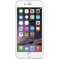 Apple iPhone 6s (128GB Silver Pre-Owned Grade B) at £200.00 on No contract £9.39 a month.
