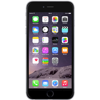 Apple iPhone 6s Plus (16GB Space Grey Pre-Owned Grade B) at £200.00 on goodybag Always On with UNLIMITED mins; UNLIMITED texts;