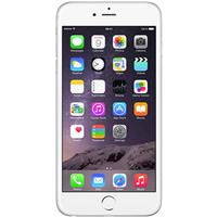 Apple iPhone 6s Plus (16GB Silver Pre-Owned Grade C) at £200.00 on No contract £4.42 a month.