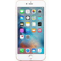 Apple iPhone 6s Plus (64GB Rose Gold Pre-Owned Grade A) at £100.00 on No contract £6.90 a month.