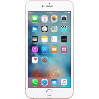 Apple iPhone 6s Plus (128GB Rose Gold Pre-Owned Grade C) at £100.00 on goodybag Always On with UNLIMITED mins; UNLIMITED texts;