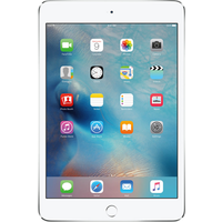 "Apple iPad Mini 4 7.9"" (2015) 128GB Silver"