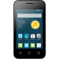 Alcatel Pixi 3 (3.5) (Black)