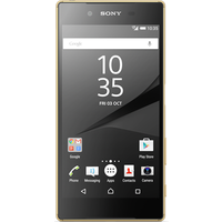Sony Xperia Z5 Premium (32GB Gold Refurbished Grade A) at £100.00 on goodybag 20GB with UNLIMITED mins; UNLIMITED texts; 20000MB