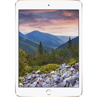 Apple iPad Mini 4 (128GB Gold)
