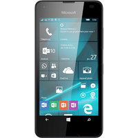 Microsoft Lumia 550 (8GB Black Refurbished)
