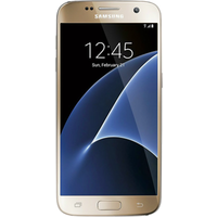 Samsung Galaxy S7 (32GB Gold Platinum) at £200.00 on goodybag Always On with UNLIMITED mins; UNLIMITED texts; UNLIMITEDMB of 4G