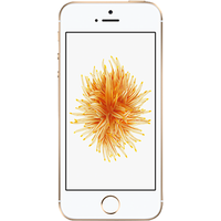 Apple iPhone SE (16GB Gold Refurbished)