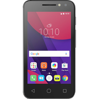 Alcatel Pixi 4 (4) (4GB Black Refurbished)