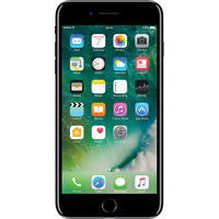Apple iPhone 7 Plus (128GB Jet Black Pre-Owned Grade C) at £200.00 on No contract £6.34 a month.