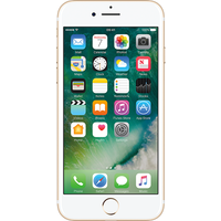 Apple iPhone 7 (32GB Gold Pre-Owned Grade B) at £50.00 on No contract £35.10 a month.