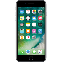 Apple iPhone 7 Plus (128GB Black Pre-Owned Grade A) at £200.00 on No contract £9.54 a month.