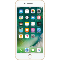 Apple iPhone 7 Plus (128GB Gold Refurbished Grade A) at £25.00 on goodybag 4GB with UNLIMITED mins; UNLIMITED texts; 4000MB of 4