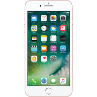 Apple iPhone 7 Plus (256GB Rose Gold Refurbished Grade A) at £50.00 on goodybag 8GB with UNLIMITED mins; UNLIMITED texts; 8000MB