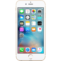 Apple iPhone 6s Plus (32GB Gold Refurbished Grade A) at £200.00 on goodybag 8GB with UNLIMITED mins; UNLIMITED texts; 8000MB of