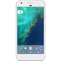 Google Pixel (128GB Very Silver)