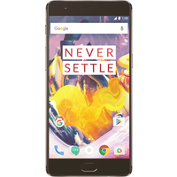 OnePlus 3T Dual SIM (64GB Gunmetal Grey Refurbished)