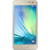 Samsung Galaxy A3 2017 (16GB Golden Sand Refurbished)