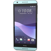 HTC Desire 650 Dual SIM (16GB Arctic Blue) at £25.00 on goodybag 3GB with UNLIMITED mins; UNLIMITED texts; 3000MB of 4G data. £1