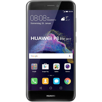 Huawei P8 Lite (2017) (16GB Black) at £25.00 on goodybag Always On with UNLIMITED mins; UNLIMITED texts; UNLIMITEDMB of 4G data.