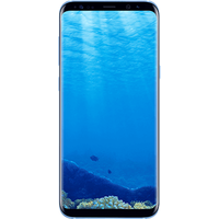 Samsung Galaxy S8 (64GB Coral Blue) at £19.99 on 4GEE Max 15GB (24 Month(s) contract) with UNLIMITED mins; UNLIMITED texts; 15000MB of 4G Triple-Speed data. £42.99 a month.