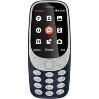 Nokia 3310 (2017) 2G Dual SIM (Dark Blue)