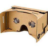 Goji 3D Cardboard VR (Brown)