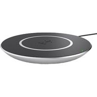 Belkin BOOSTUP Wireless Charging Pad 3 Amp (Silver)