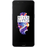 OnePlus 5 Dual SIM (128GB Midnight Black Refurbished Grade A)