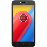 Moto C 4G Dual SIM (16GB Metallic Cherry)