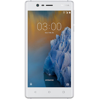 Nokia 3 (16GB Silver White)