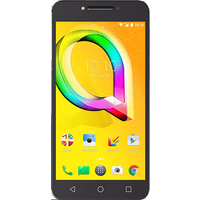 Alcatel A5 LED (32GB Black & Silver)