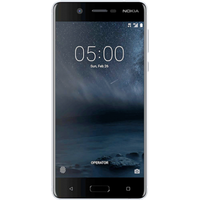 Nokia 5 (16GB Silver) on Essential 500MB (24 Month(s) contract) with UNLIMITED mins; UNLIMITED texts; 500MB of 4G Double-Speed data. £18.00 a month (Consumer Upgrade Price).