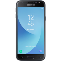 Samsung Galaxy J3 (2017) (16GB Black Pre-Owned Grade C) at £25.00 on No contract £12.36 a month.